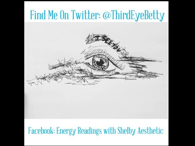 Energy Readings with Shelby Aesthetic - Meditation