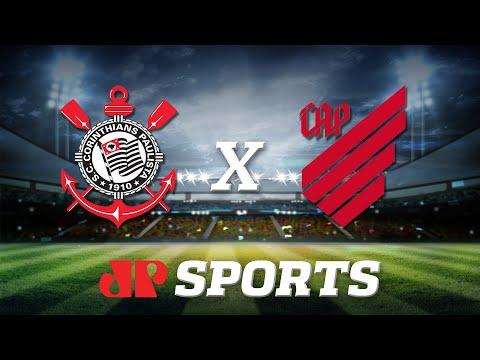 AO VIVO - Corinthians x Athletico PR - 17/01/20 - Copa São Paulo - Futebol JP