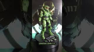Halo Infinite - Figura De Master Chief #Short