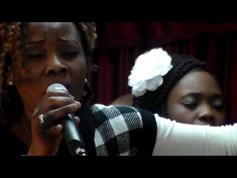 607th SWS worship songs by Nazareth choir