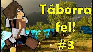 GETTING IZGIBB!! Minecraft, Roblox Camp preliminary #3