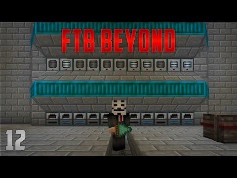 FTB Beyond EP 12 Ore Processing PT2 Pulverizes
