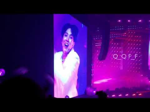 20180915 Trivia 起: Just Dance -Jhope @ Fort Worth BTS (방탄소년단) Love Yourself Tour Fancam 직캠