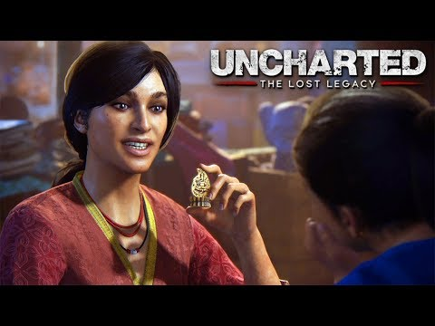 БОЕВЫЕ БАБЁХИ ► Uncharted: The Lost Legacy #1