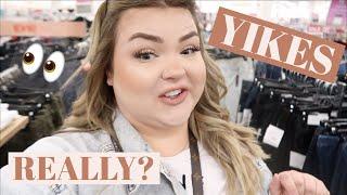 Follow Me Around Vlog | Plus Size Fashion FAIL