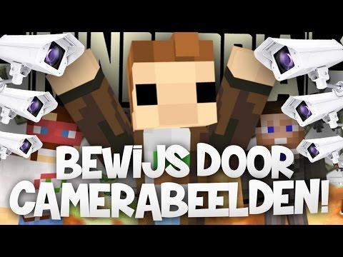BEWIJS DOOR CAMERABEELDEN! - MINETOPIA #21 met BDWilz