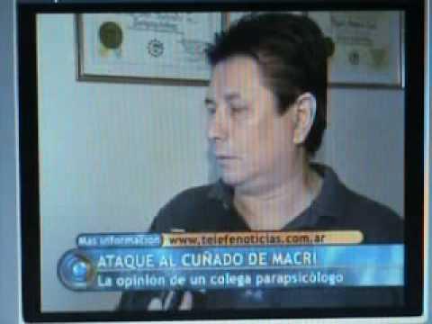 Profesor Miguel Antonio Ojeda en el caso del ataqu...