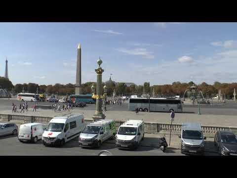 Place de la Concorde Paris France