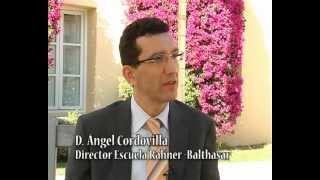 Entrevista a Ángel Cordovilla, nuevo director de la Escuela Karl Rahner Urs Von Balthasar.