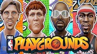 NBA Playground Gameplay | PC