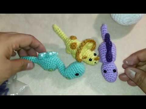 Dinosaurio T Rex Peluche Tejido Amigurumi Crochet - $ 780,00 en ... | 360x480