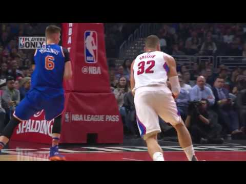 Blake Griffin Drops 30 Points Against The Knicks! | March 20, 2017