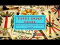 Under Cover Tarot ~ Wisdom of the Hidden Realm Oracle  - First Impressions