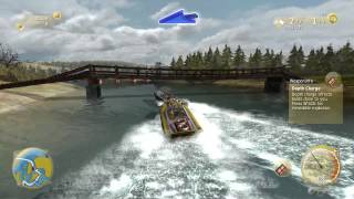 Aquadelic GT Gameplay - Short Race