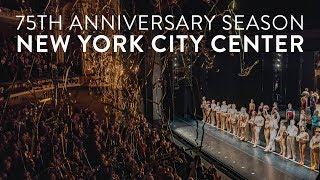 A look back at our 75th Anniversary Season