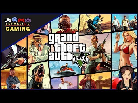 [Live] GTA5 Online - Building from the bottom up - PS4