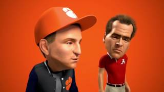 Dabo & Nick: Coaching