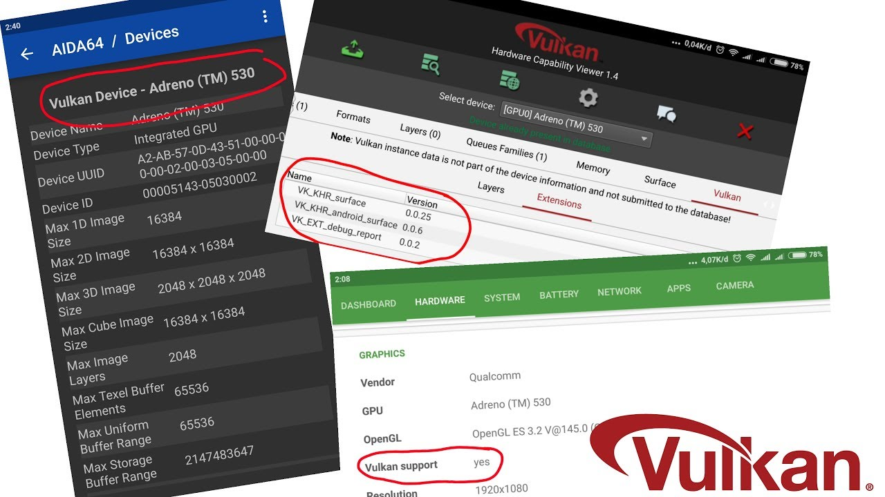 Khronos Releases Vulkan 1.0 Specification - The Khronos ...