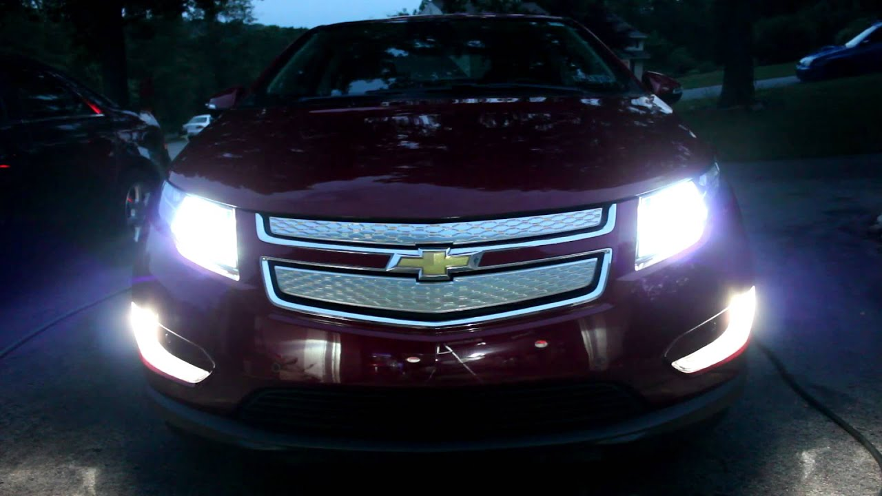 V3 Gen2 Triton Switchbacks 2013 Chevy Volt Youtube