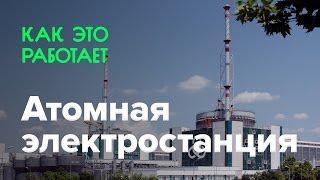 видео Атомные электростанции