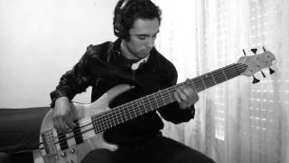 A.C.T - Useless Argument. Bass Cover by Samael