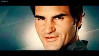 Watch Roger Federer LIVE on TennisTV