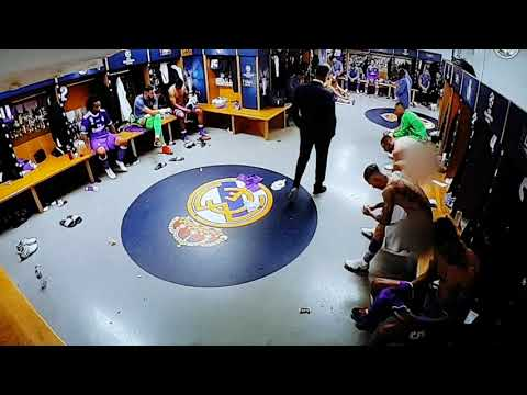 Charla Zidane descanso duodecima Real Madrid Juventus
