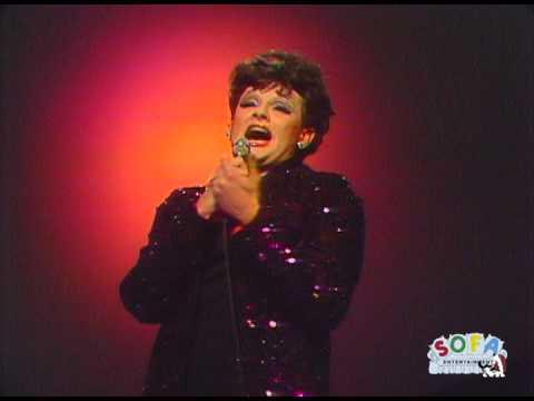 Jim Bailey Impersonates Judy Garland on The Ed Sullivan