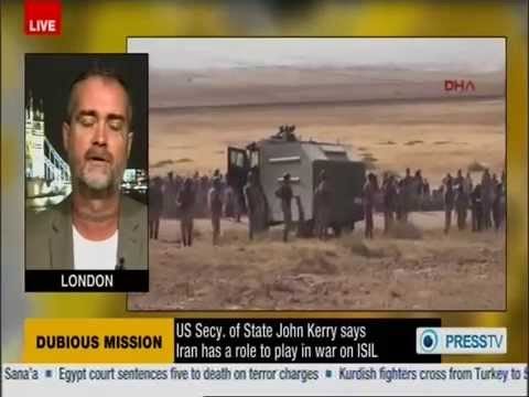 Ken O'Keefe on Press TV's The Debate - Islamic State - September 2014
