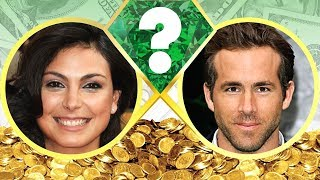 WHO'S RICHER? - Morena Baccarin or Ryan Reynolds? - Net Worth Revealed! (2017)