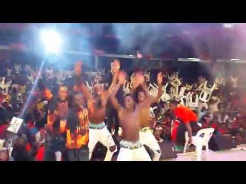 Eddy Kenzo Performing at MBILO MBILO CONCERT.
