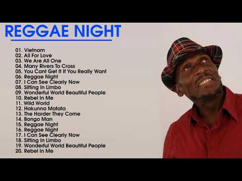 Jimmy Cliff Greatest Hits- Jimmy Cliff Best Songs - Jimmy Cliff Full Live HD