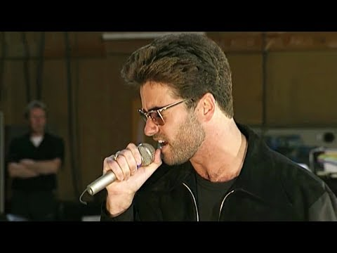 Queen & George Michael - Somebody to Love (Rehearsal 1992) [HD]