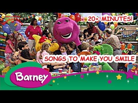 Barney - Songs to Make you Smile
