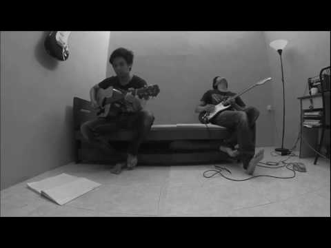 cara main gitar Exist - Alasanmu (cover+chords)