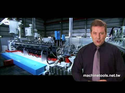 PP Flat & Corrugated Sheet Forming Equipment   - HD Video Produced By 聖僑資訊 S&J Corp.