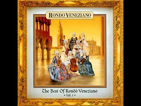 The Best Of The Best Rondo Veneziano. audiodisc quality. Misteriosa Venezia