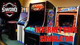Atari Salonu  I  İnternet Cafe Simulator  #1