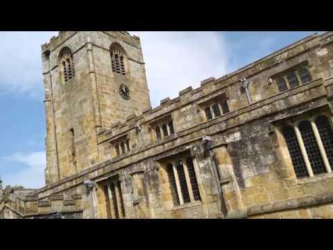 Kirkby Malham St Michael's Church Clock Chimes 11 o'clock