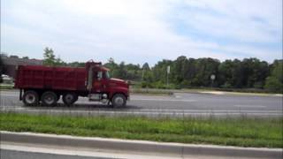 Strittmatter dump trucks in 60 seconds