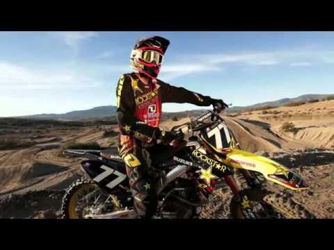 Rockstar Energy Suzuki 2011 Team - YouTube.flv