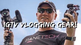 Best IGTV Vlogging Camera Gear