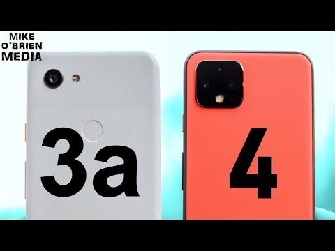 PIXEL 4 Vs PIXEL 3a [*Side By Side For 7 Days*] - Honest Comparison