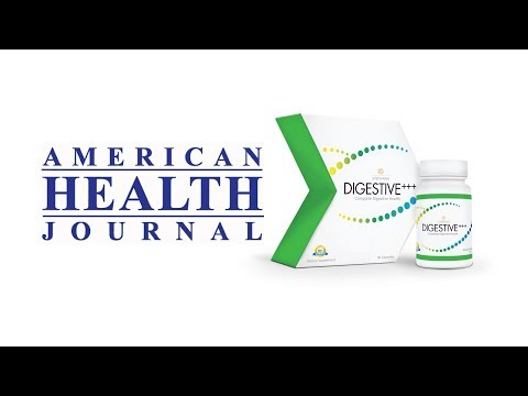 DIGESTIVE+++ on American Health Journal