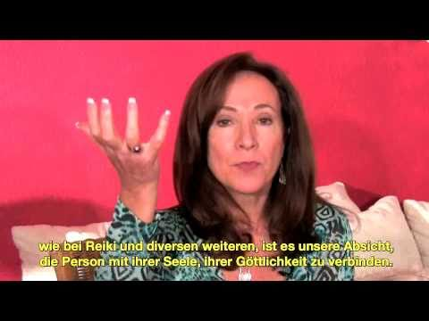 Jonette Crowley - Soul Body Fusion - deutsche Untertitel
