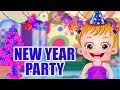 Baby Hazel Newyear Party | Fun Game Videos By Baby Hazel Games