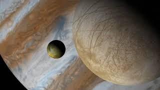Европа спутник Юпитера Звуки космоса Звуки природы Как звучит спутник Юпитера Европа