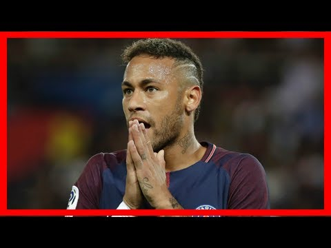 Barcelona take legal action against neymar for alleged breach of contract