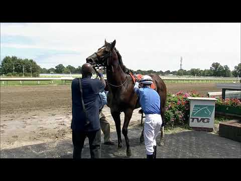 video thumbnail for MONMOUTH PARK 08-08-20 RACE 3