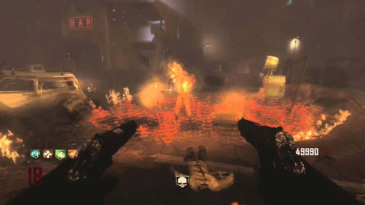 call of duty zombies: black ops 2 mustang and sally challenge